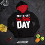 SWEAT HOODIE DRIFT EVERY DAY SWITCH RIDERS