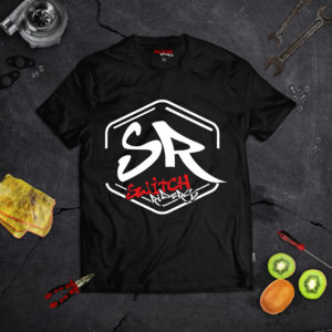 T shirt switch riders classic